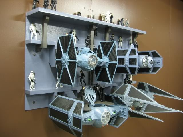 Death Star briefing room custom by Rodger Smith TFD2