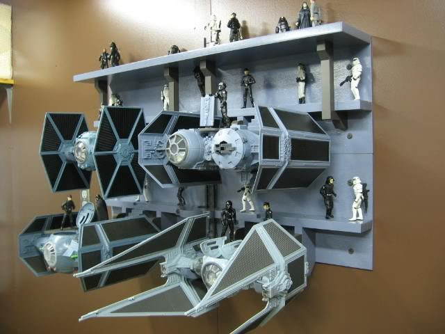 Death Star briefing room custom by Rodger Smith TFD3