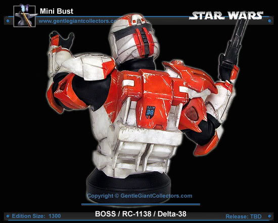 Republic Commando Mini Bust Boss3smaller