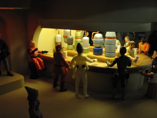 Death Star briefing room custom by Rodger Smith Cantinadio8