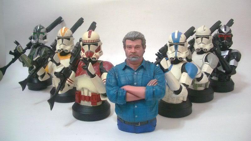 George Lucas - Mini Bust Df60_3
