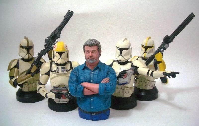 George Lucas - Mini Bust E225_3