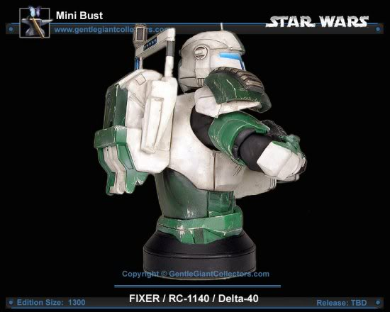 Republic Commando Mini Bust Fix4