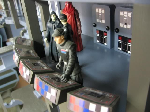 Death Star briefing room custom by Rodger Smith Utfd6a