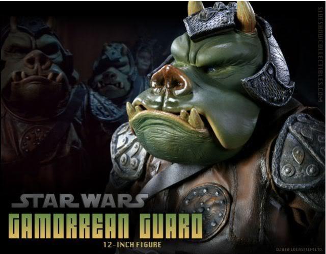 The Gamorrean Guard 12-inch Figure – Return of the Jedi Gua