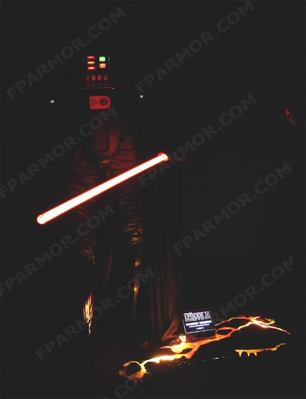 Life Size by FPArmor - Boba Fett - Darth Vader ... S-1