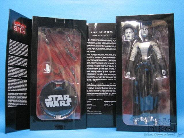 Lord of the Sith - 12 inch figures Ssc-asajj-0014