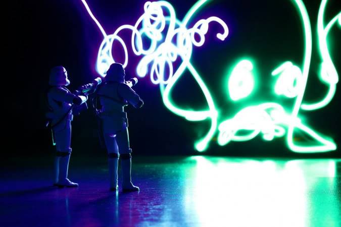 La vie des Stormtroopers par Stéfan 1yN7T