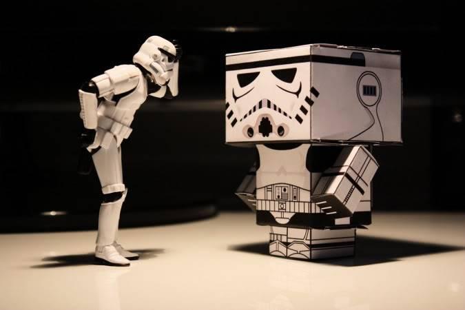 La vie des Stormtroopers par Stéfan 5V2M8