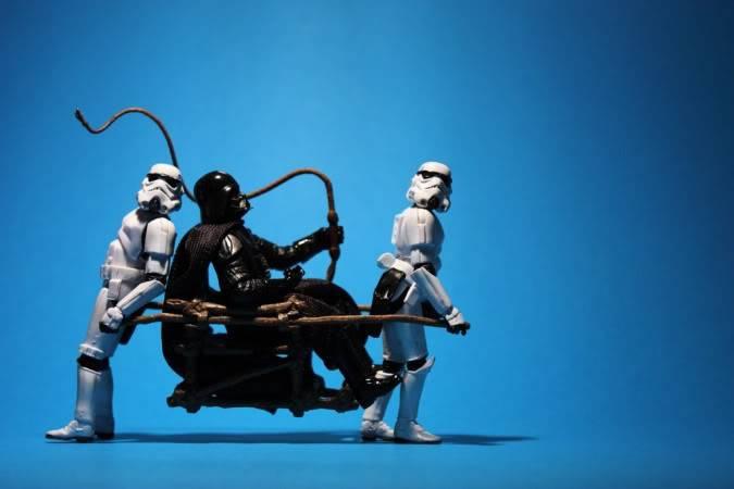 La vie des Stormtroopers par Stéfan BDgIm
