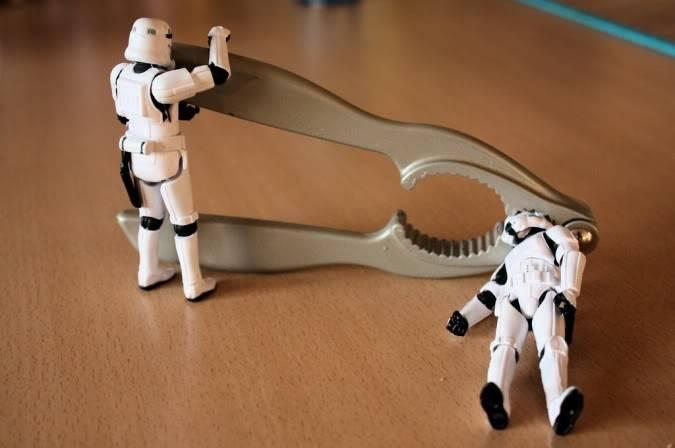 La vie des Stormtroopers par Stéfan CR1xG
