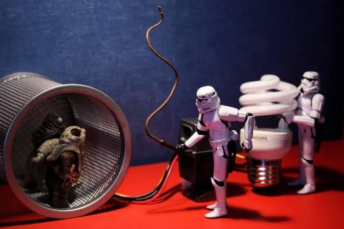 La vie des Stormtroopers par Stéfan Cx8eI
