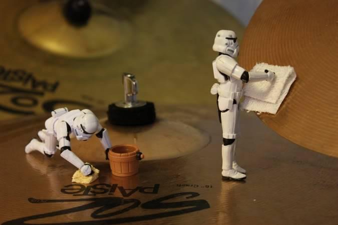 La vie des Stormtroopers par Stéfan EtzW7