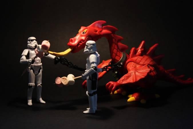 La vie des Stormtroopers par Stéfan HjBhw