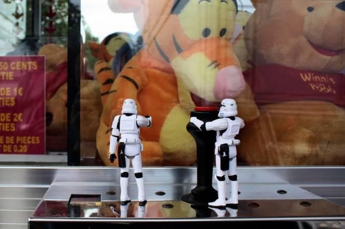 La vie des Stormtroopers par Stéfan KRQ6l