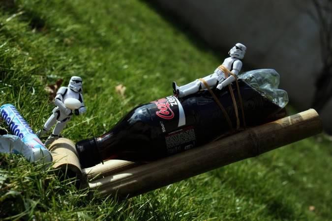 La vie des Stormtroopers par Stéfan LQwRi