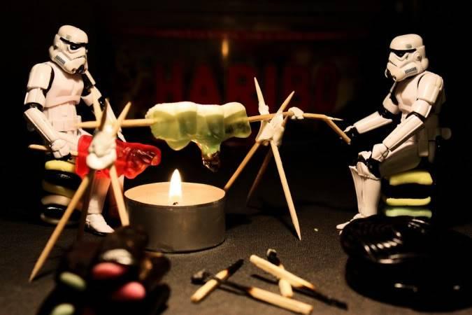 La vie des Stormtroopers par Stéfan MMkzH