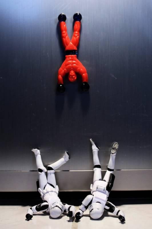 La vie des Stormtroopers par Stéfan NCpsN