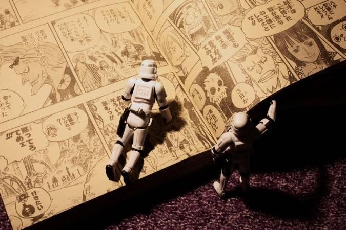 La vie des Stormtroopers par Stéfan VCiR9