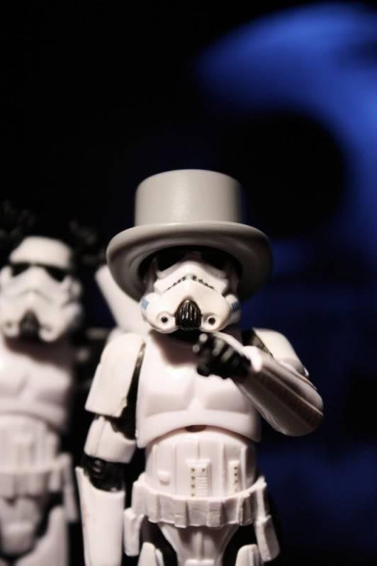 La vie des Stormtroopers par Stéfan VXEie