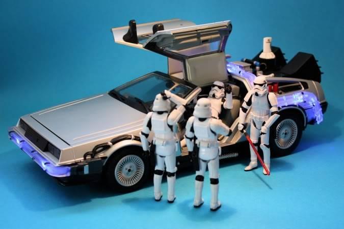 La vie des Stormtroopers par Stéfan WtSsa