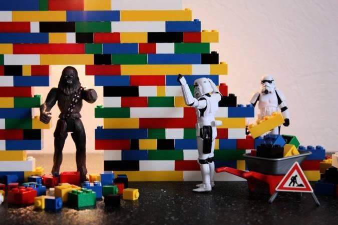 La vie des Stormtroopers par Stéfan Y8JEe