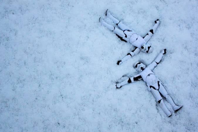 La vie des Stormtroopers par Stéfan BPmsq