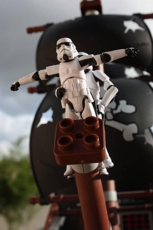 La vie des Stormtroopers par Stéfan BjYYe