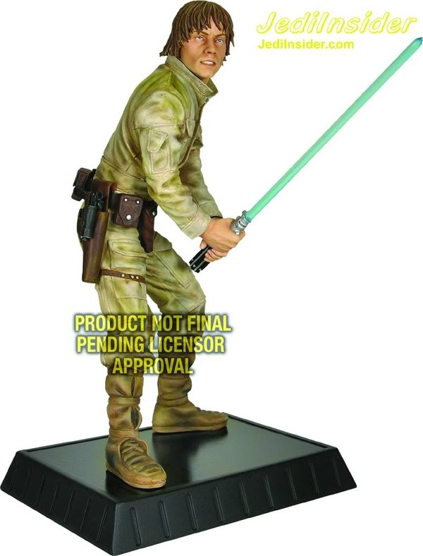 Luke Skywalker Bespin Statue Untitled-9