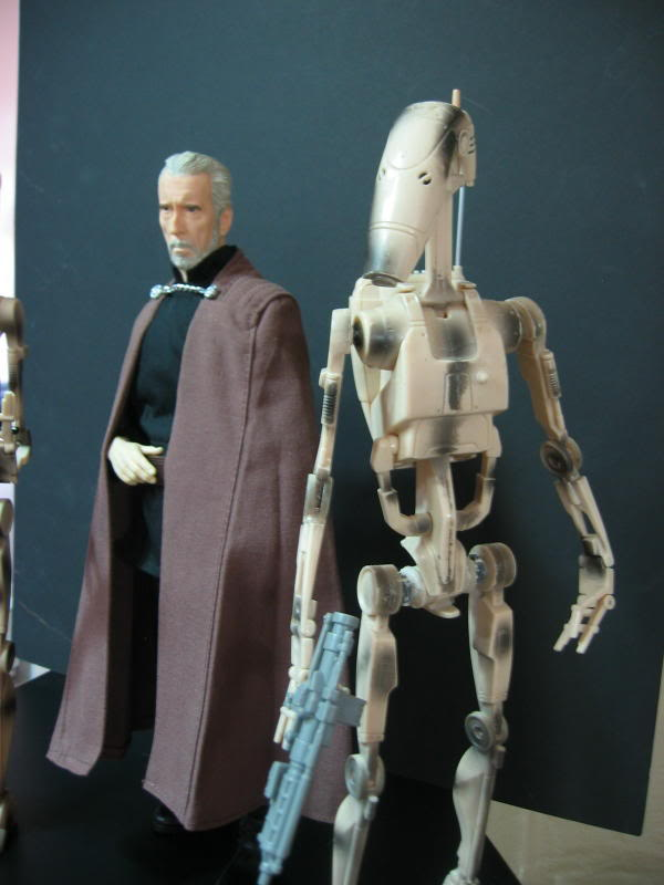 "Count Dooku Custom 12"" IMG_1516"