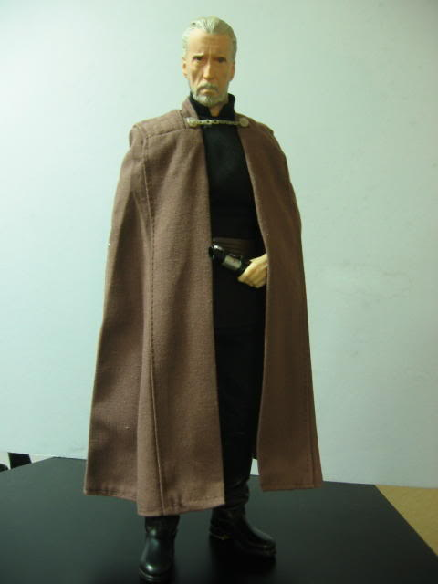 "Count Dooku Custom 12"" Ha13"
