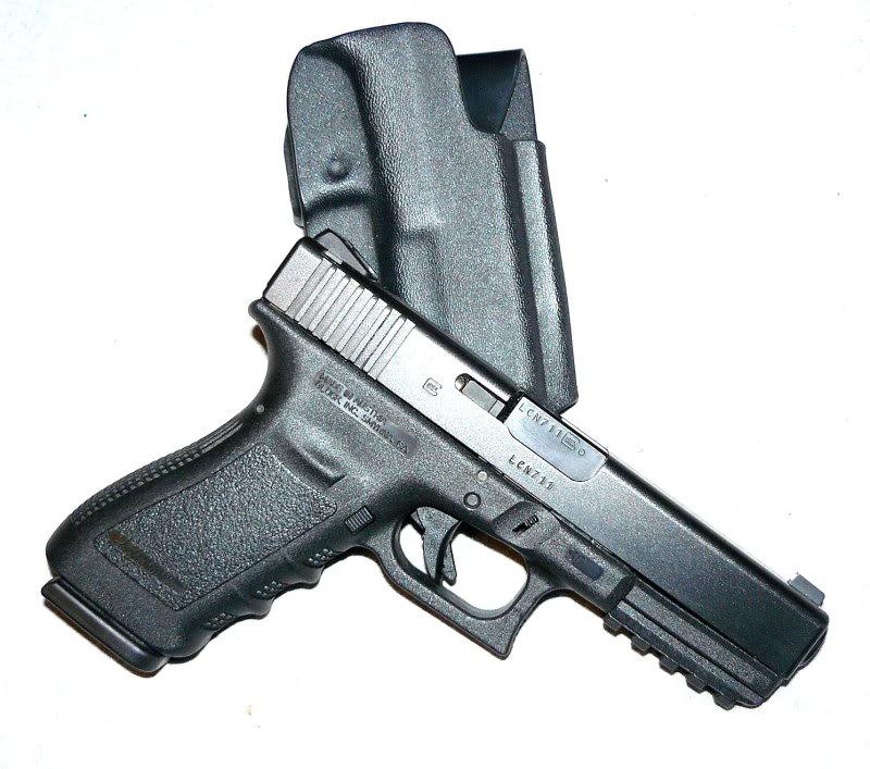 Glock 21 SF avec rail Picatinny ? 21SF002