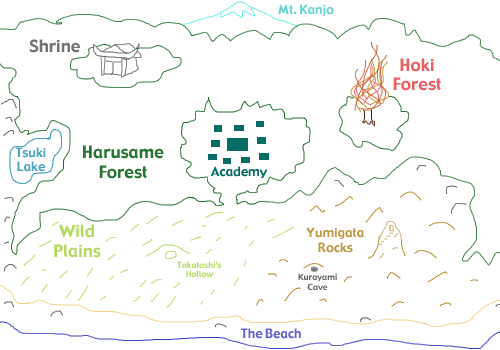 Campus and Island Maps Academy_map-1