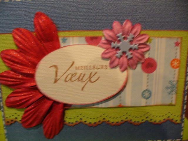 Mes derniere cartes :) et mes ti pages :) 2009-11-01031