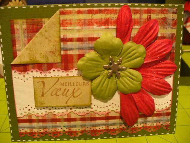 Mes derniere cartes :) et mes ti pages :) 2009-11-01036