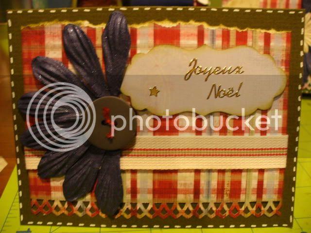 Mes derniere cartes :) et mes ti pages :) 2009-11-01075-1