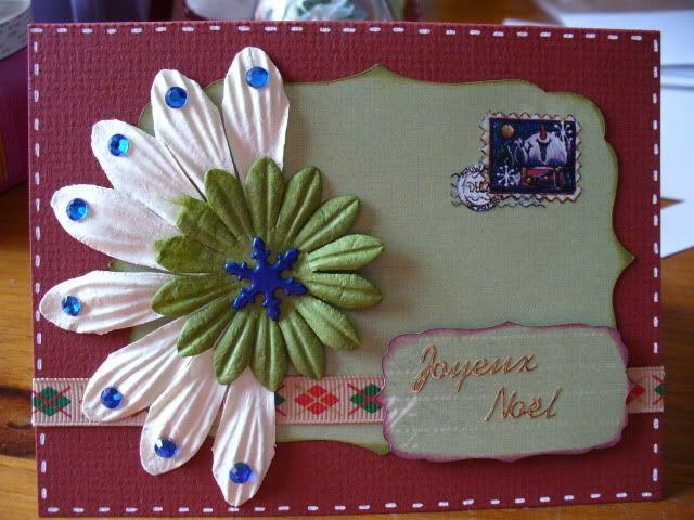 Mes derniere cartes :) et mes ti pages :) 2009-11-01094