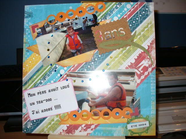 Mes cartes et pages faites cette été :) 2009-11-04501