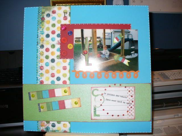Mes cartes et pages faites cette été :) 2009-11-04504