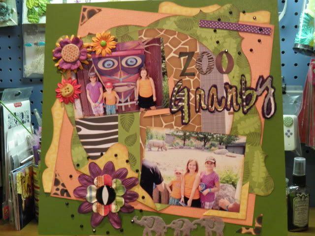 Mes cartes et pages faites cette été :) P7100234