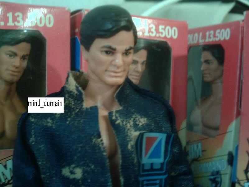 BIG JIM (Mattel) 1972 - Page 2 Agentespeciale