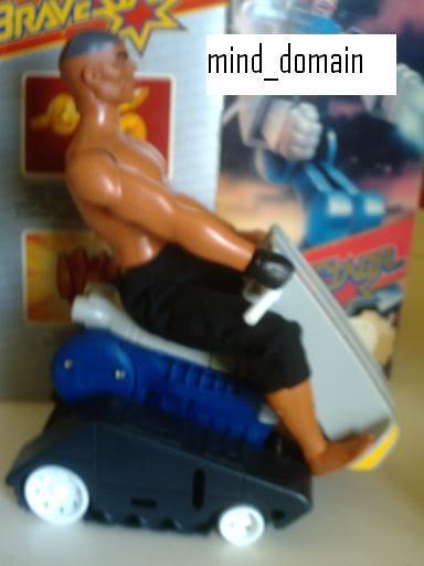 BIG JIM (Mattel) 1972 - Page 2 Roboscooter6