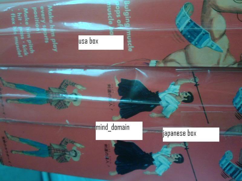 BIG JIM (Mattel) 1972 - Page 2 Usajapboxes