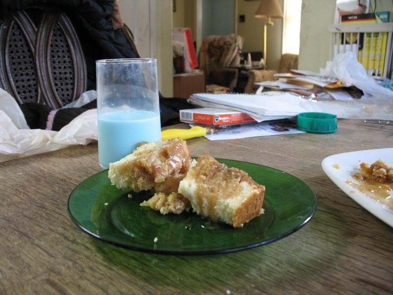 Mmmm.... Uj cake... IMG_0017