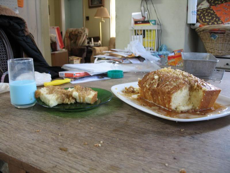 Mmmm.... Uj cake... IMG_0020