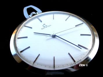 La montre du vendredi 22 septembre 2006 OMEGA601cadran5