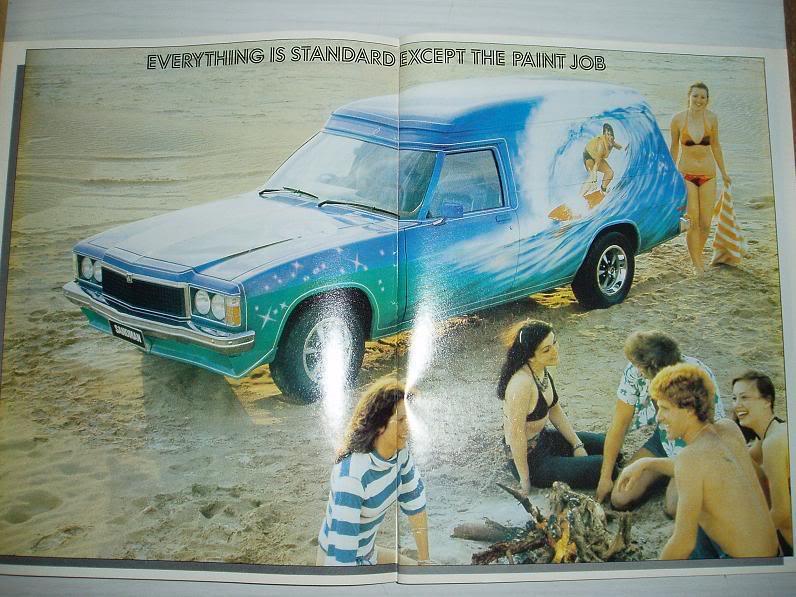 """Holden HZ Sandman """"Seawitch"""" by Auto Art Sandman"""
