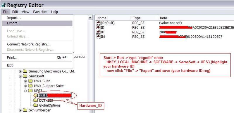 >>> Tutorials on how to install HWK <<< Registry_hardware_ID