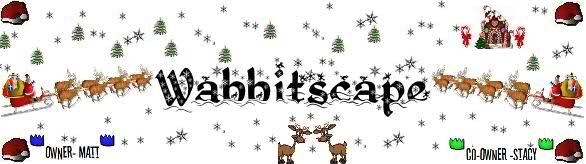 Wabbitscape Forums
