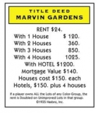 Marvin's Gardens